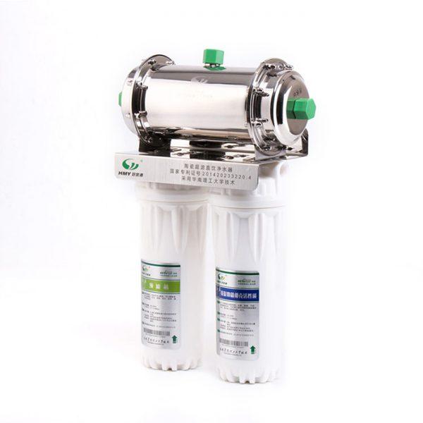 三级陶瓷超滤直饮净水器
